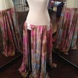 kjol för magdans