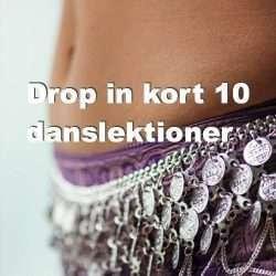magdanskurser drop in kort orientalisk dans danskläder