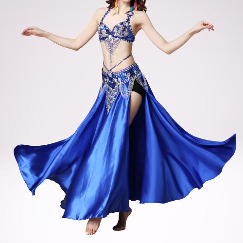 magdansdräkt-blå-bälte-bbh-kjol-orientalisk-dans1