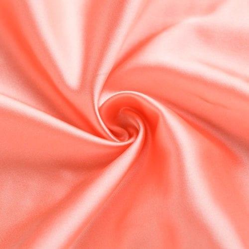 persika magdansdräkt i satin orientalisk dans