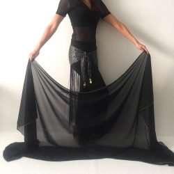 slöja slöjdans magdanskläder1
