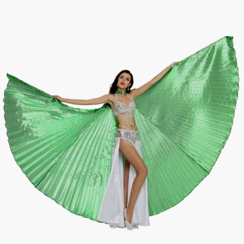 vingar gröna magdans2
