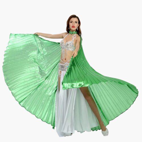 vingar gröna magdans3