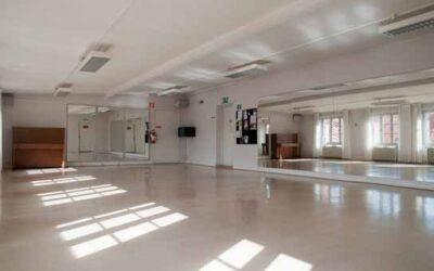 Vi byter danslokal för magdanskurserna