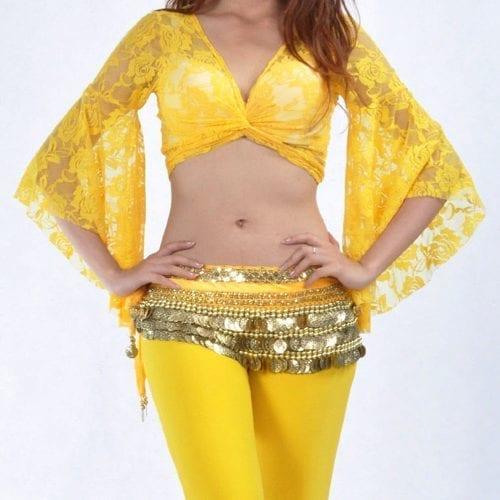 gul magtröja
