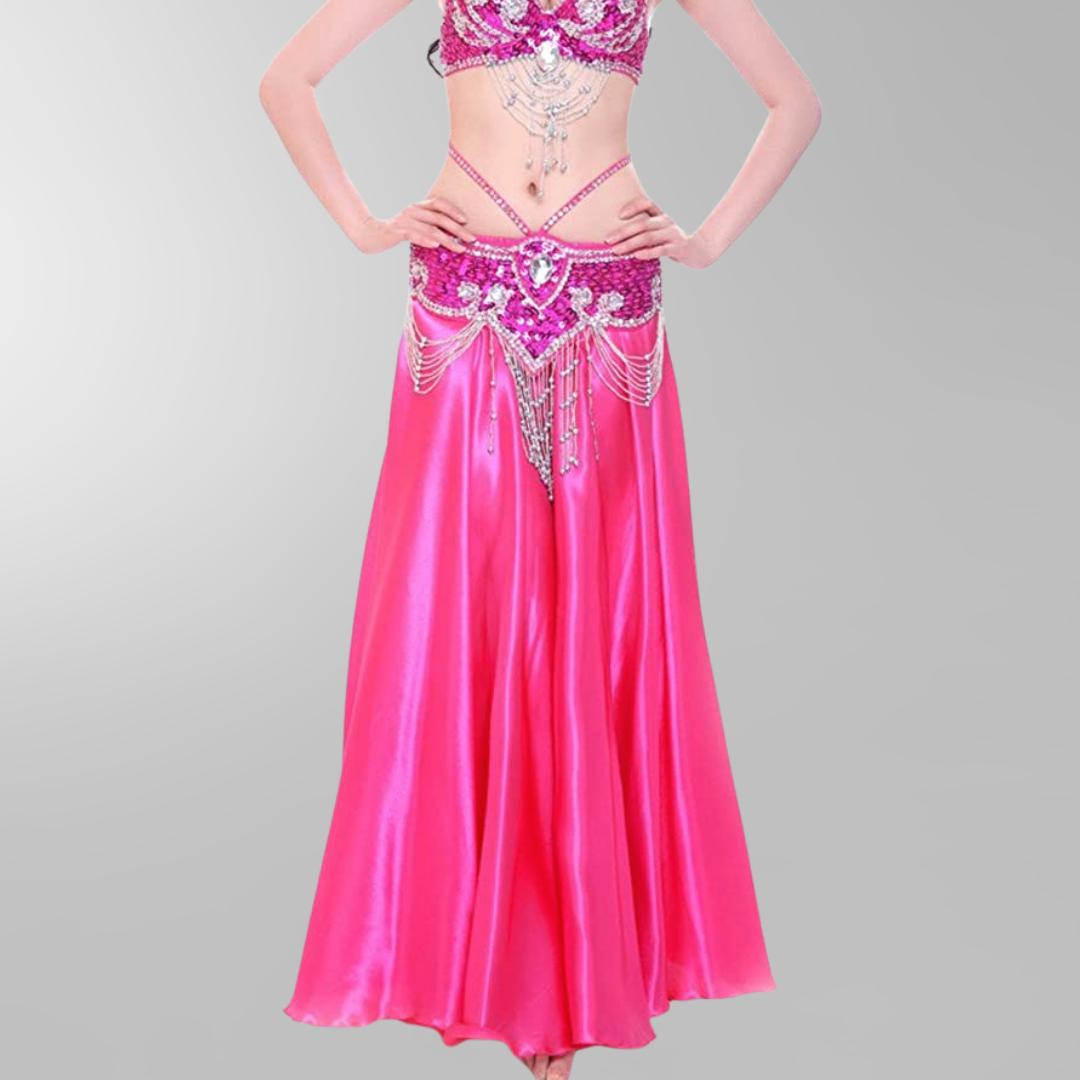 mörkrosa magdans kjol2