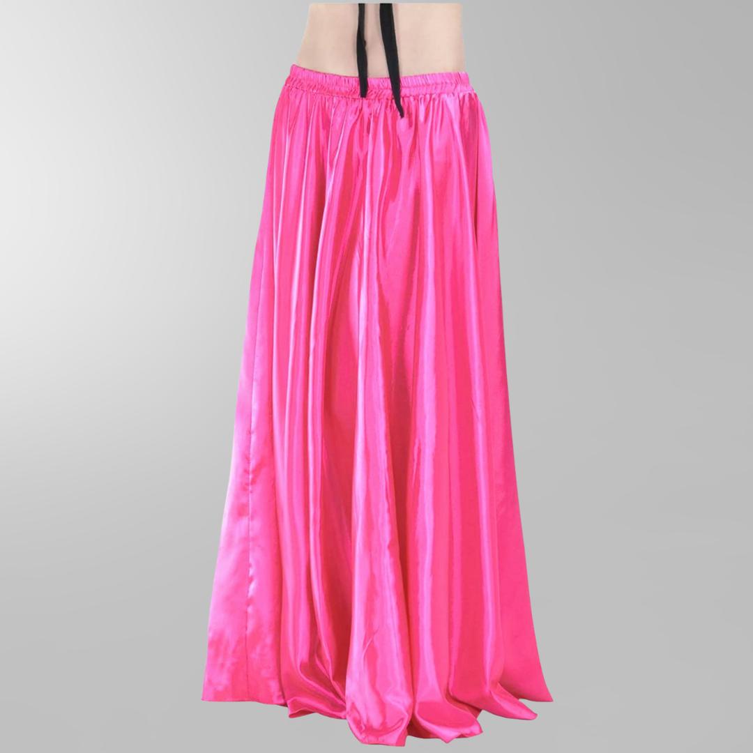mörkrosa magdans kjol3