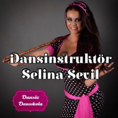 Magdanskurs i Malmö med magdansös Selina Sevil