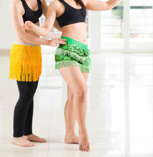 Nybörjare i orientalisk dans