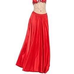 röd magdans kjol3
