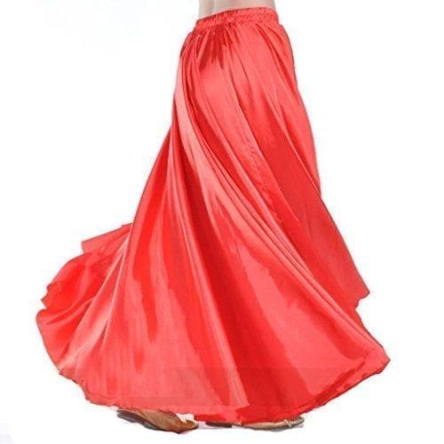 röd magdans kjol4