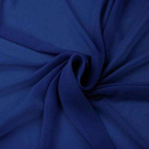 mörkblå sjal till orientalisk dans