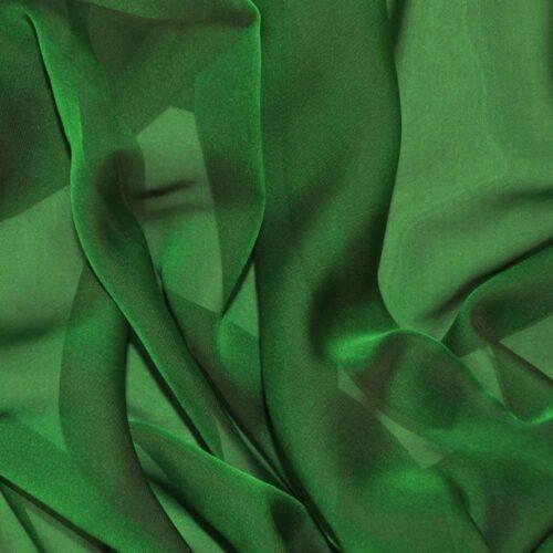 magdansslöja i green chiffon