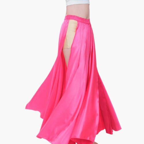 orientalisk-dans-kjol-rosa