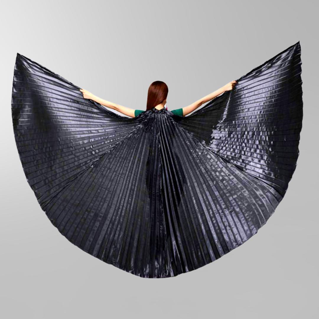 vingar-svart-magdansös